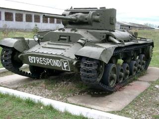 英国 歩兵戦車
