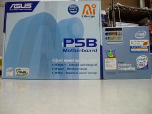 E6600+P5B